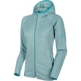 Mammut Nair ML Hooded Jacket Damen waters melange